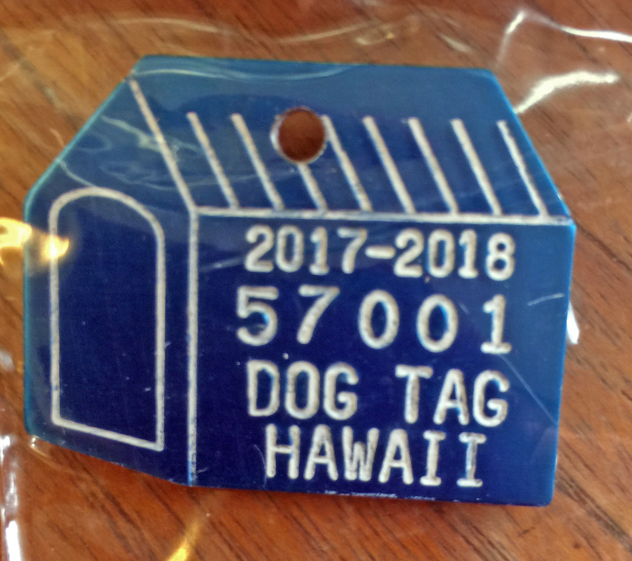 Dog Tag SMALL